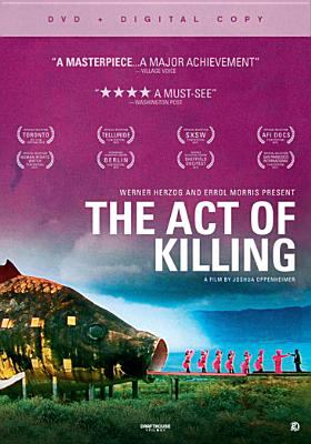 Cover image for The act of killing