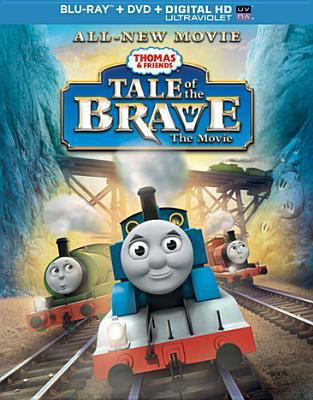 Cover image for Tale of the brave