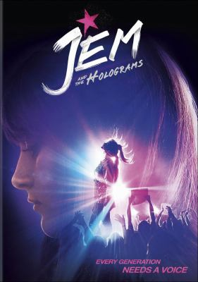 Cover image for Jem and the Holograms