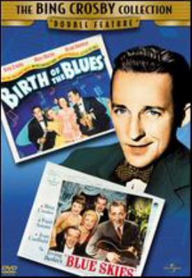 Cover image for Birth of the blues