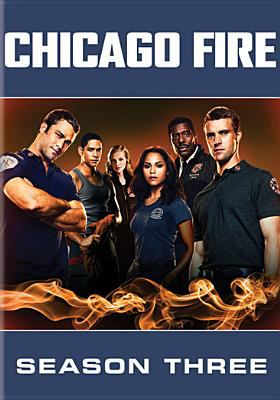 Cover image for Chicago fire. Season three