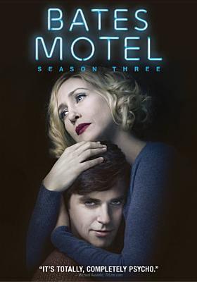 Cover image for Bates Motel. Season three.