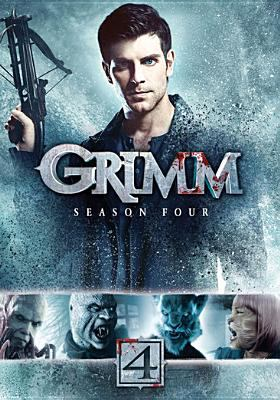 Cover image for Grimm. Season four