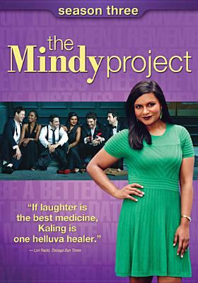 Cover image for The Mindy project. Season three.