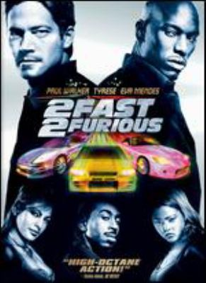 Cover image for 2 fast 2 furious