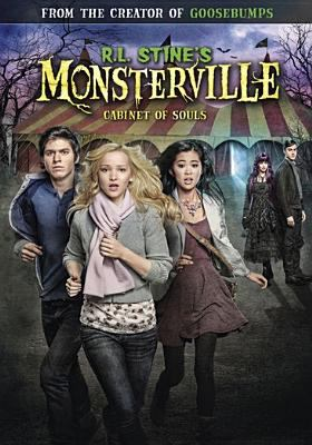 Cover image for Monsterville. Cabinet of souls