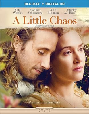 Cover image for A little chaos