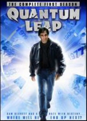 Cover image for Quantum leap. The complete first season