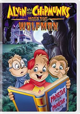 Cover image for Alvin and the chipmunks meet the wolfman