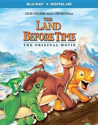 Cover image for The land before time