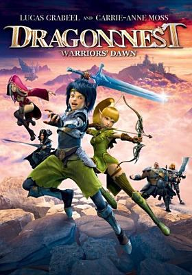 Cover image for Dragon nest : warriors' dawn