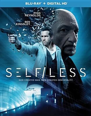 Cover image for Self/less