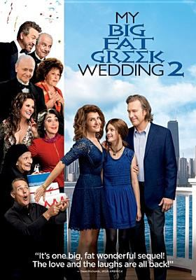 Cover image for My big fat Greek wedding 2