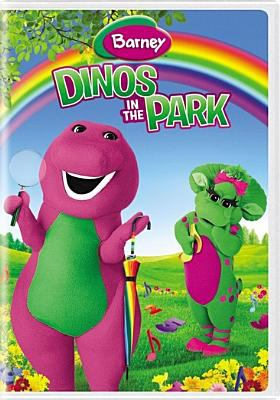 Cover image for Barney. Dinos in the park.