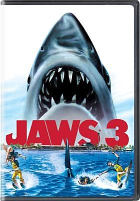 Cover image for Jaws 3