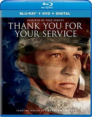 Cover image for Thank you for your service