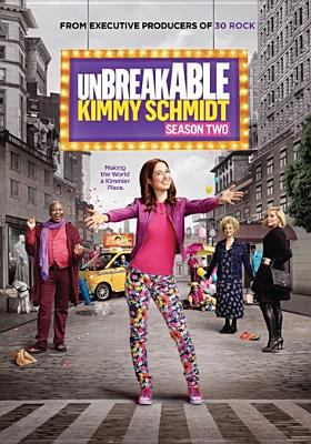Cover image for Unbreakable Kimmy Schmidt. Season two