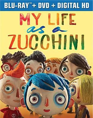 Cover image for My life as a zucchini