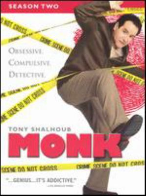 Cover image for Monk. Season two