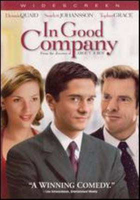 Cover image for In good company