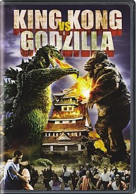 Cover image for King Kong vs Godzilla