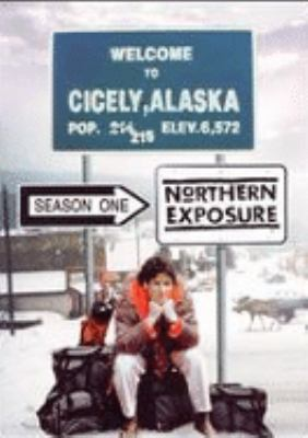 Cover image for Northern exposure. Season one