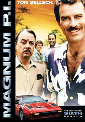 Cover image for Magnum P.I. The complete sixth season