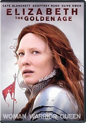 Cover image for Elizabeth, the golden age