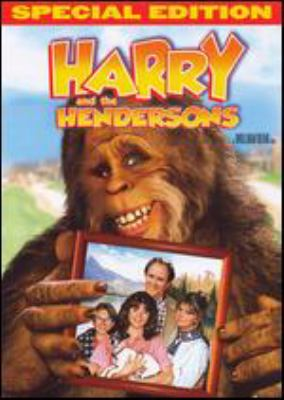 Cover image for Harry and the Hendersons