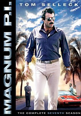 Cover image for Magnum P.I. The complete seventh season