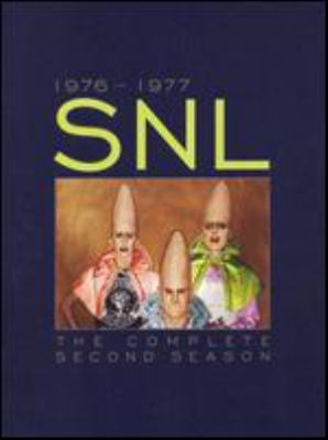 Cover image for SNL. The complete second season, 1976-1977