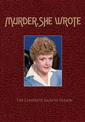 Cover image for Murder, she wrote. The complete eighth season