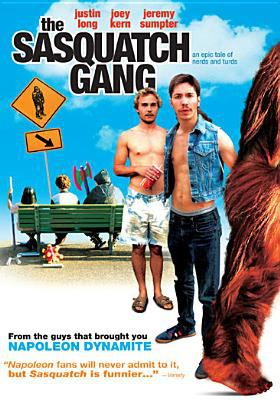 Cover image for The Sasquatch gang