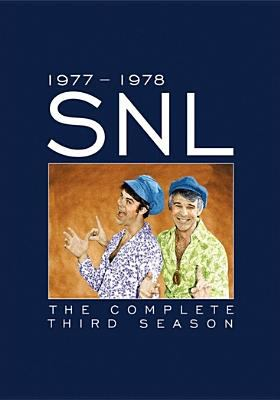 Cover image for SNL. The complete third season, 1977-1978