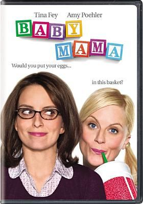 Cover image for Baby mama