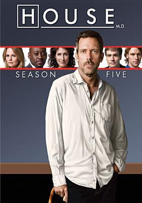 Cover image for House M.D. Season five