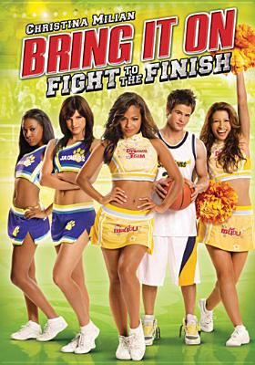 Cover image for Bring it on. Fight to the finish