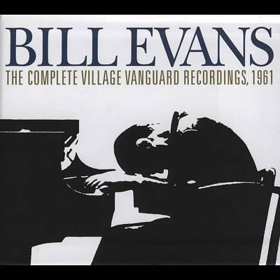 Cover image for The complete Village Vanguard recordings, 1961