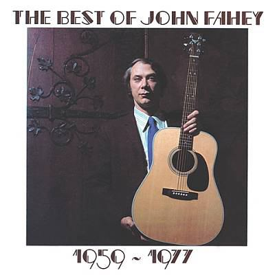 Cover image for The best of John Fahey, 1959-1977