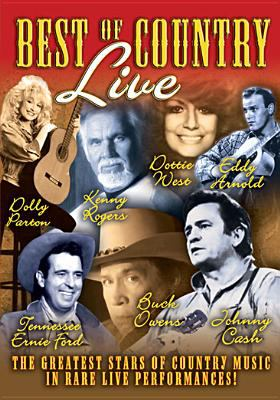 Cover image for Best of country live
