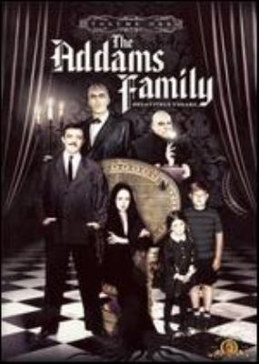 Cover image for The Addams family. Volume one