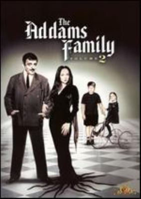 Cover image for The Addams family. The complete second volume