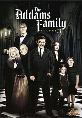 Cover image for The Addams family. The complete third volume