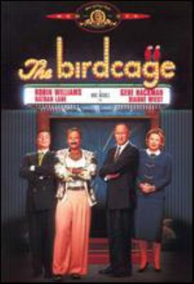 Cover image for The birdcage