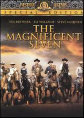 Cover image for The Magnificent seven