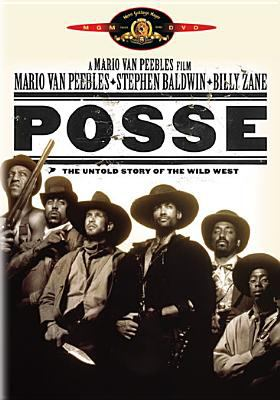Cover image for Posse