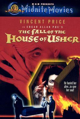 Cover image for Edgar Allan Poe's The house of Usher