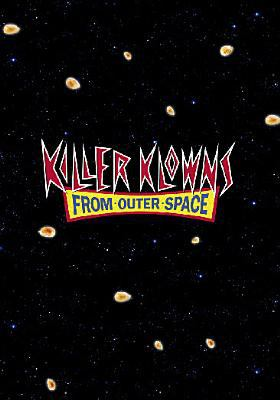 Cover image for Killer klowns from outer space