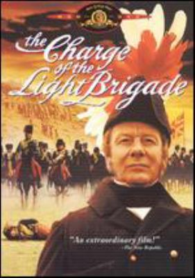 Cover image for The Charge of the light brigade