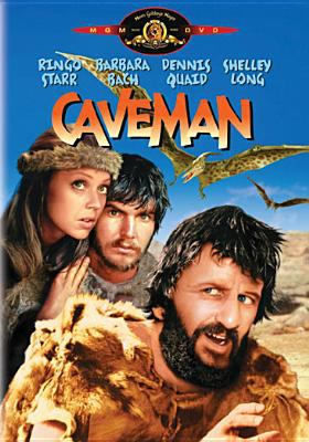 Cover image for Caveman